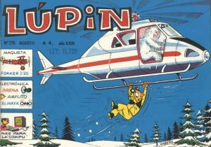 Lúpin n° 275 Año 23, 1988 [PDF]