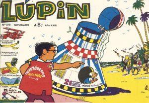 Lúpin n° 276 Año 23, 1988 [PDF]