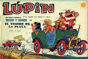 Lúpin n° 28 Año 2, 1967 [PDF]