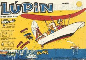 Lúpin n° 280 Año 23, 1988 [PDF]