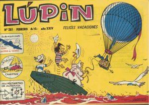 Lúpin n° 281 Año 24, 1989 [PDF]