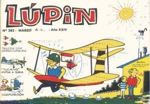 Lúpin n° 282 Año 24, 1989 [PDF]