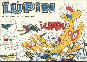 Lúpin n° 283 Año 24, 1989 [PDF]
