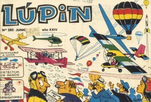 Lúpin n° 285 Año 24, 1989 [PDF]