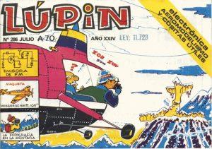 Lúpin n° 286 Año 24, 1989 [PDF]