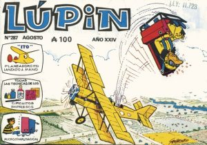Lúpin n° 287 Año 24, 1989 [PDF]