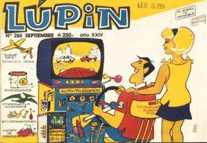 Lúpin n° 288 Año 24, 1989 [PDF]