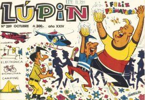 Lúpin n° 289 Año 24, 1989 [PDF]