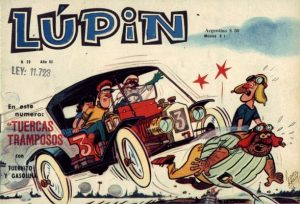 Lúpin n° 29 Año 3, 1967 [PDF]
