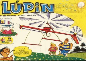 Lúpin n° 290 Año 24, 1989 [PDF]