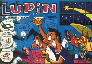 Lúpin n° 291 Año 24, 1989 [PDF]