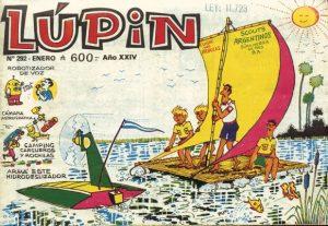 Lúpin n° 292 Año 24, 1989 [PDF]