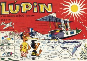 Lúpin n° 293 Año 25, 1990 [PDF]