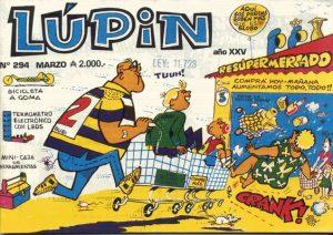 Lúpin n° 294 Año 25, 1990 [PDF]