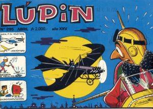 Lúpin n° 295 Año 25, 1990 [PDF]