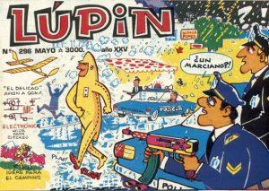 Lúpin n° 296 Año 25, 1990 [PDF]