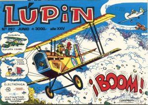 Lúpin n° 297 Año 25, 1990 [PDF]