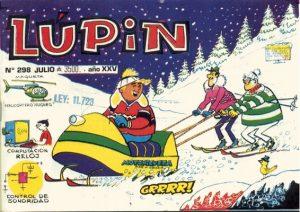 Lúpin n° 298 Año 25, 1990 [PDF]