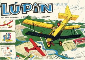 Lúpin n° 299 Año 25, 1990 [PDF]