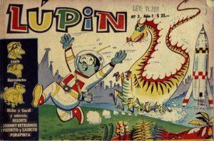 Lúpin n° 3 Año 1 – Marzo, 1966 [PDF]