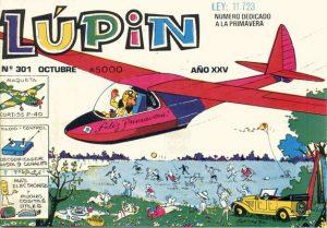 Lúpin n° 301 Año 25, 1990 [PDF]