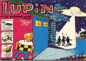 Lúpin n° 302 Año 25, 1990 [PDF]