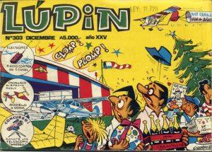 Lúpin n° 303 Año 25, 1990 [PDF]