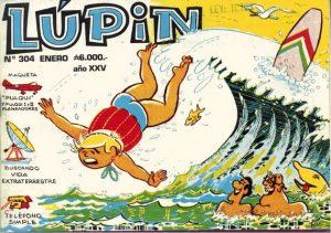 Lúpin n° 304 Año 25, 1990 [PDF]