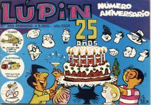 Lúpin n° 305 Año 26, 1991 [PDF]
