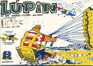 Lúpin n° 306 Año 26, 1991 [PDF]