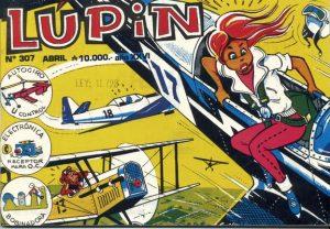 Lúpin n° 307 Año 26, 1991 [PDF]