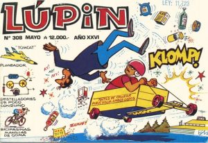Lúpin n° 308 Año 26, 1991 [PDF]