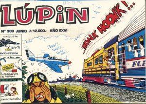 Lúpin n° 309 Año 26, 1991 [PDF]