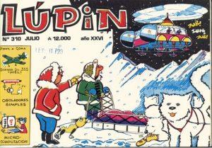 Lúpin n° 310 Año 26, 1991 [PDF]