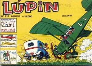 Lúpin n° 311 Año 26, 1991 [PDF]