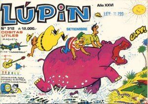 Lúpin n° 312 Año 26, 1991 [PDF]