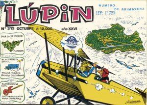 Lúpin n° 313 Año 26, 1991 [PDF]