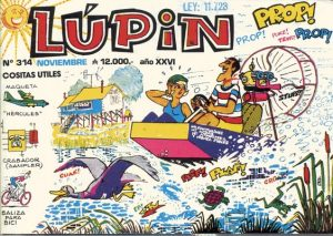 Lúpin n° 314 Año 26, 1991 [PDF]