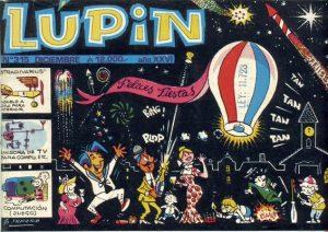 Lúpin n° 315 Año 26, 1991 [PDF]