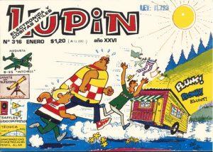 Lúpin n° 316 Año 26, 1991 [PDF]