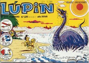 Lúpin n° 317 Año 27, 1992 [PDF]