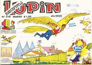 Lúpin n° 318 Año 27, 1992 [PDF]