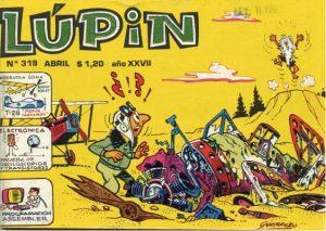 Lúpin n° 319 Año 27, 1992 [PDF]