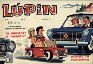Lúpin n° 32 Año 3, 1968 [PDF]