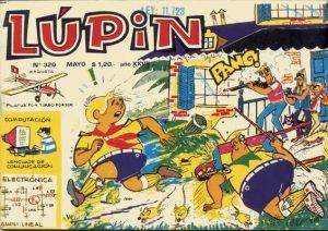 Lúpin n° 320 Año 27, 1992 [PDF]