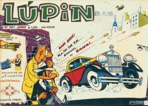 Lúpin n° 321 Año 27, 1992 [PDF]
