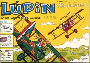 Lúpin n° 323 Año 27, 1992 [PDF]