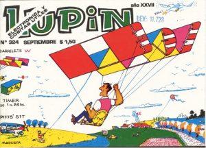 Lúpin n° 324 Año 27, 1992 [PDF]