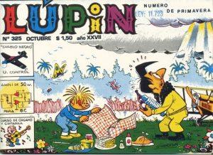 Lúpin n° 325 Año 27, 1992 [PDF]