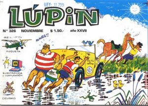 Lúpin n° 326 Año 27, 1992 [PDF]
